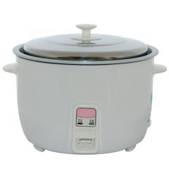 RICE COOKER+STEAMER 3.6 LITERS WHITE- RM/336