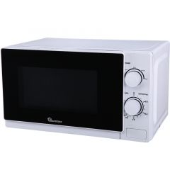 20 LITERS MANUAL MICROWAVE WHITE- RM/339