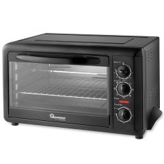 OVEN TOASTER FULL SIZE BLACK- RM/342