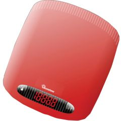 RED KITCHEN SCALE- RM/354