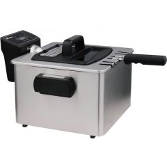 DEEP FRYER STAINLESS STEEL- RM/370