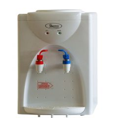 HOT AND NORMAL TABLE TOP WATER DISPENSER- RM/418