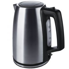 CORDLESS ELECTRIC KETTLE 1.7 LITERS STAINLESS STEEL- RM/439