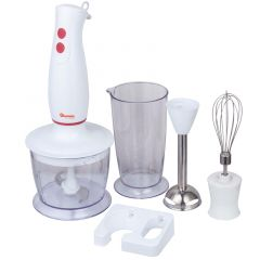 HAND BLENDER MIXER CHOPPER 2 SPEED- RM/449