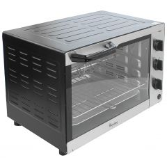 OVEN TOASTER BLACK- RM/482