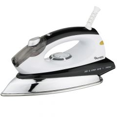 BLACK AND WHITE DRY AND SPRAY IRON- RM/490