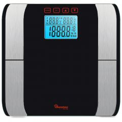 WEIGHING + BODY FAT SCALE- RM/491