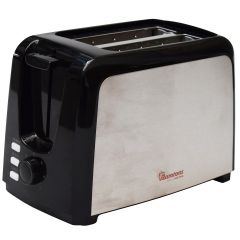 2 SLICE POP UP TOASTER STAINLESS STEEL- RM/564