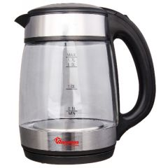 CORDLESS GLASS JUG KETTLE 1.7 LITERS- RM/566