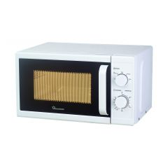 20 LITERS MANUAL MICROWAVE WHITE- RM/328