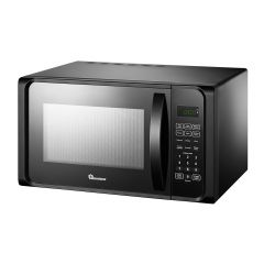 23 LITRES MICROWAVE+GRILL BLACK- RM/550