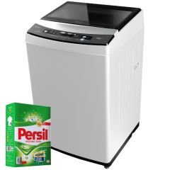 TOP LOAD FULLY AUTOMATIC MAGIC CUBE 16KG WASHER + FREE PERSIL POWDER- RW/140