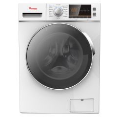 FRONT LOAD FULLY AUTOMATIC 8KG WASHER + 6KG DRYER, SILVER- RW/146